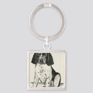 darcybaby269 Square Keychain