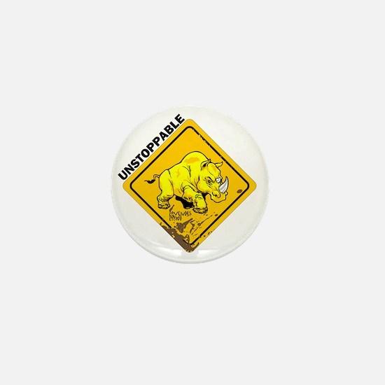 10x10_apparel-unstoppable Mini Button