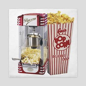 popcorn flip flops Queen Duvet