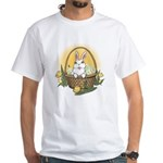 Easter Bunny Gifts White T-Shirt