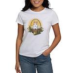 Pocket Easter Bunny Women's Classic T-Shirt