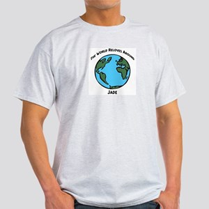 Revolves around Jade Light T-Shirt