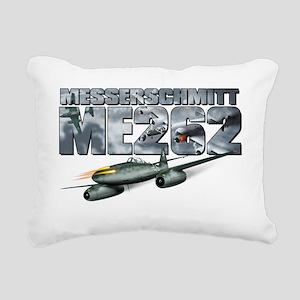 me262tshirt_front Rectangular Canvas Pillow