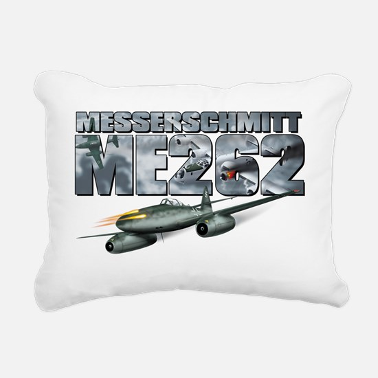 me262tshirt_front Rectangular Canvas Pillow