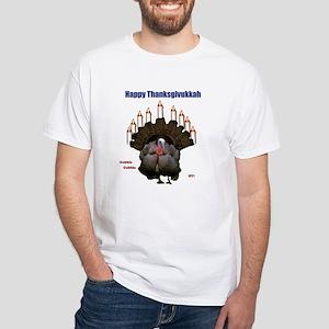 Happy Thanksgivukkah T-Shirt
