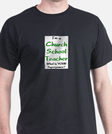 church school teacher T-Shirt