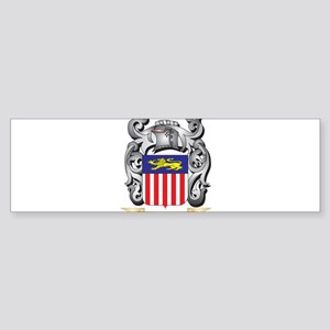 Longford Coat of Arms - Family Cres Bumper Sticker