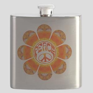 Peace Flower - Summer Flask