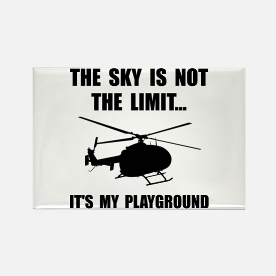 Sky Playground Helicopter Magnets