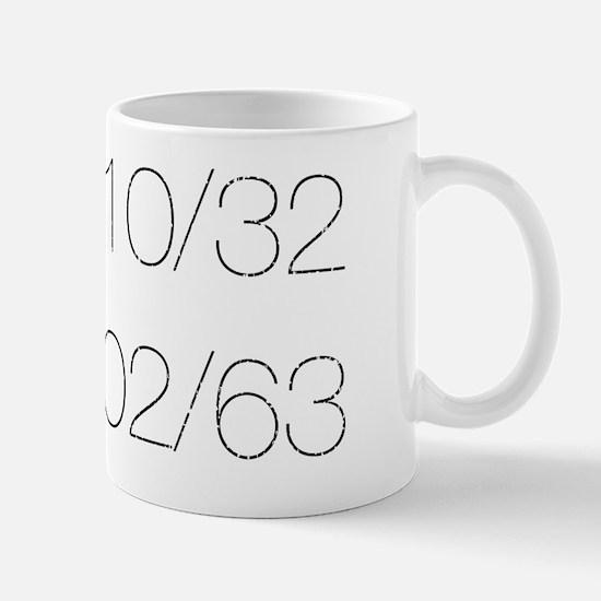 Sylvia Plath d blk Mug