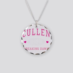 Breaking Dawn Pt 1 -dk Necklace Circle Charm