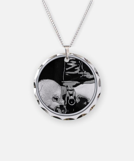 BDSM Circle Necklace