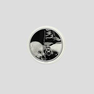 BDSM Circle Mini Button