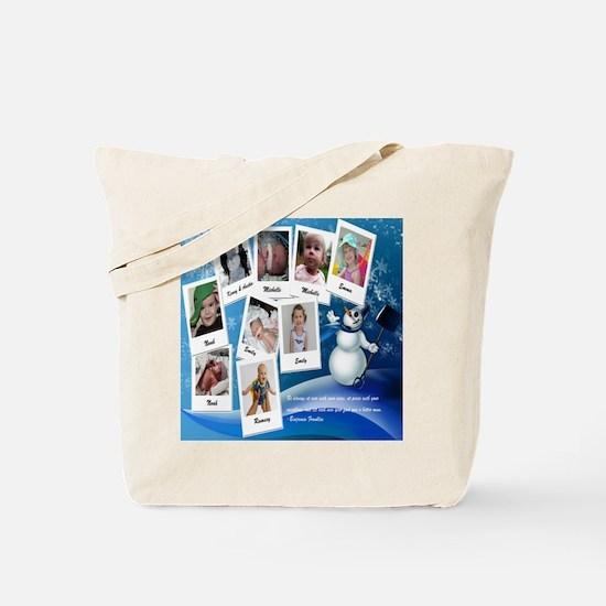 2012 January Tote Bag