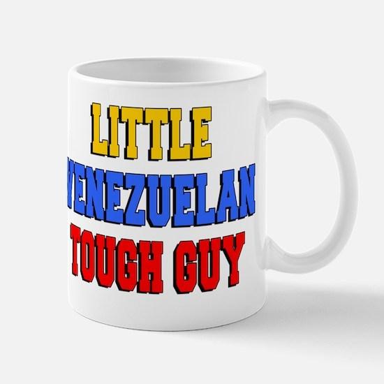 Little Venezuelan Tough Guy Mug