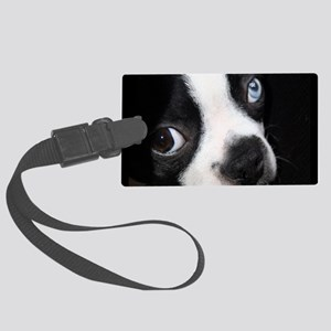 BT BE clutch Large Luggage Tag
