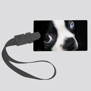 BT BE greet Large Luggage Tag