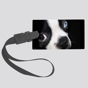 BT BE laptop Large Luggage Tag