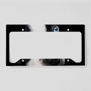 BT BE laptop License Plate Holder