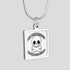 I May Look Harmless Necklaces