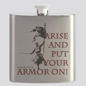 put-your-armor-on Flask