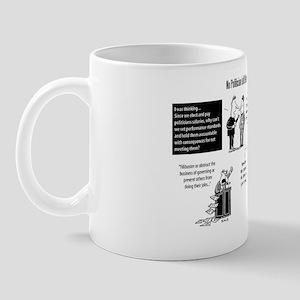 No Politician Left Behind Mug