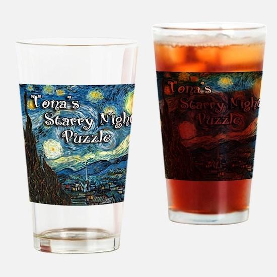 Tonas Drinking Glass