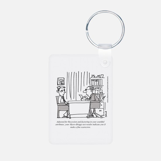 Myers_Briggs_Scarecrow Keychains