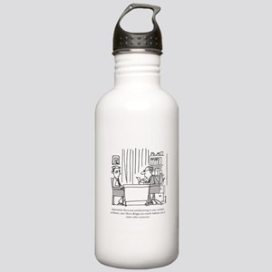 Myers_Briggs_Scarecrow Stainless Water Bottle 1.0L