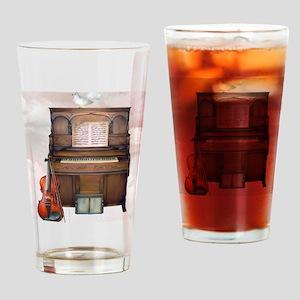 Gate of Heaven 3 Drinking Glass