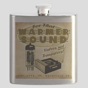 Valve Amplifier sq Flask