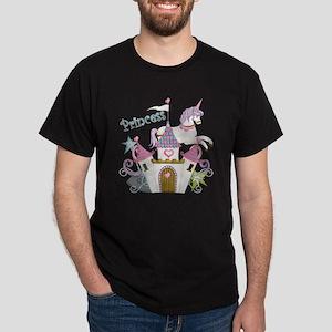 princess-plain copy Dark T-Shirt