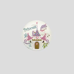 princess-plain copy Mini Button