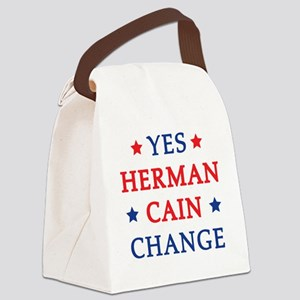 hCain3A Canvas Lunch Bag