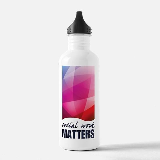 SWM-LogoIPad Water Bottle