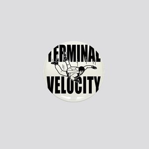 terminalvelocity_black Mini Button