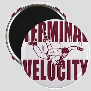terminalvelocity_red Magnet