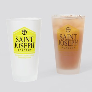 LOGOreverse Drinking Glass