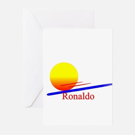 Ronaldo Greeting Cards (Pk of 10)