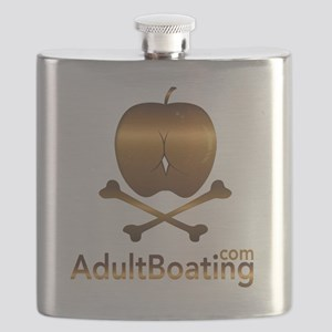 AB Vertical Banner Flask