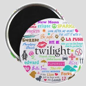 TwiMem Pastel Magnet