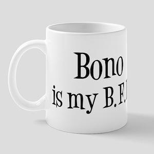 Bono is my BFF Mug