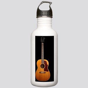 guitar iphone Stainless Water Bottle 1.0L