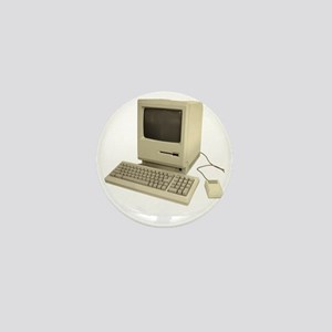 vintage mac Mini Button