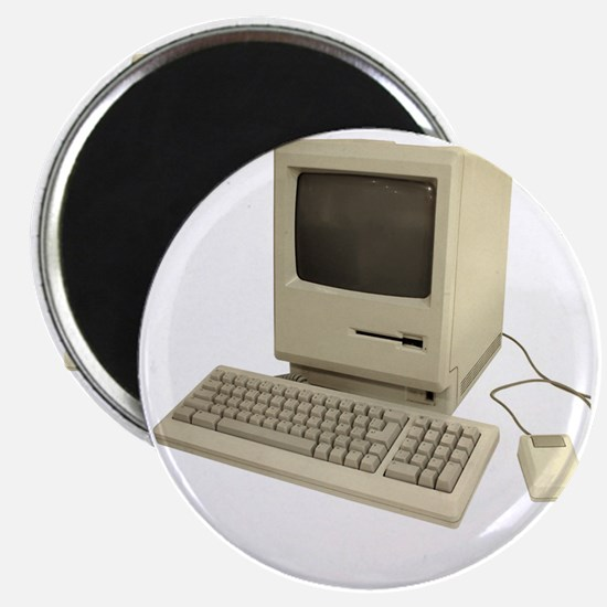 vintage mac Magnet