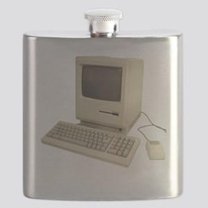 vintage mac Flask