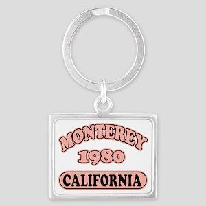 monterey5 copy Landscape Keychain