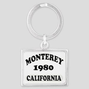 monterey copy Landscape Keychain