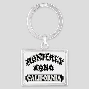 monterey23 copy Landscape Keychain