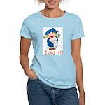 I Did It! (girl) Women's Light T-Shirt